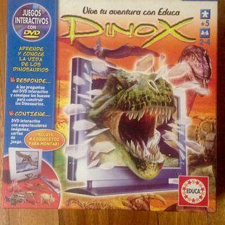 DINOX juego de dinosaurios