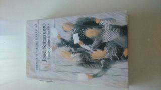 Libro Saramago Ensayo sobre la lucidez