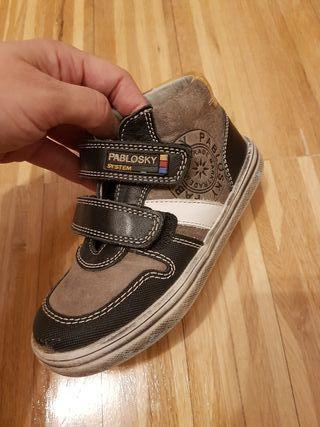 botas talla 26