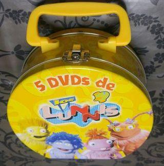 Dvd los Lunnis