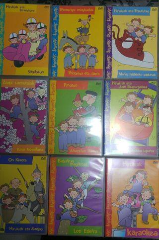DVD Las 3 Mellizas