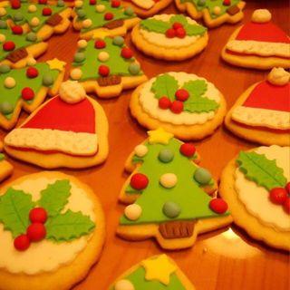 Galletas de navidad personaliz