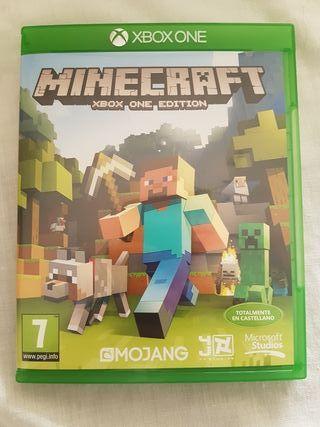Minecraft Xbox edition