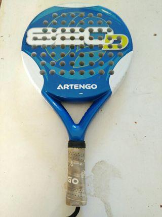 pala de padel raqueta