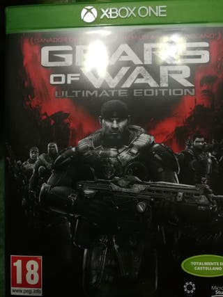 """Juego Xbox. Gear of war """"ultimated edition"""""""