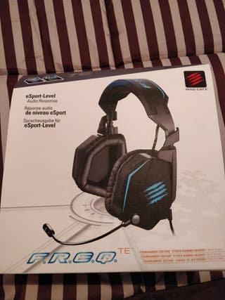 Cascos Gaming Mad Catz