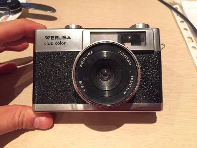 Camara vintage Werlisa club color