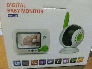 Vigilabebes monitor intercomunicador nuevo.