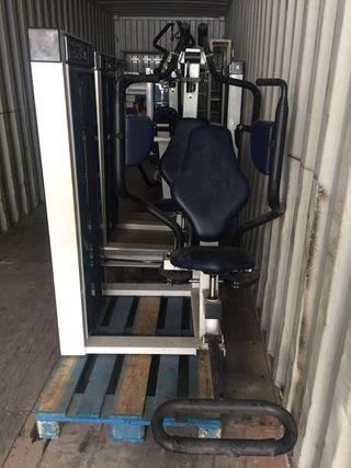 Máquina de musculación para gimnasio de segunda mano en