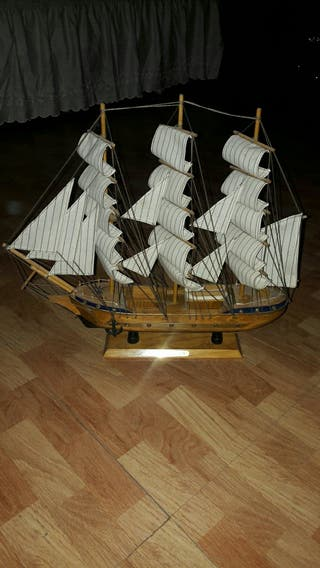 barco decoracion