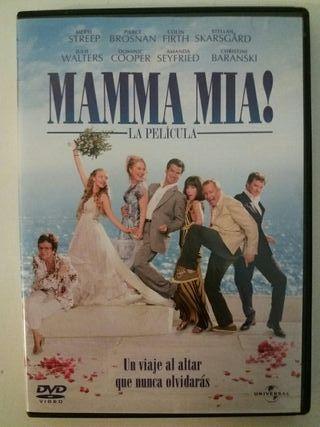 DVD Mamma Mia
