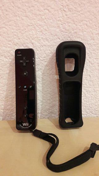 Mando Wii Motion Plus Negro