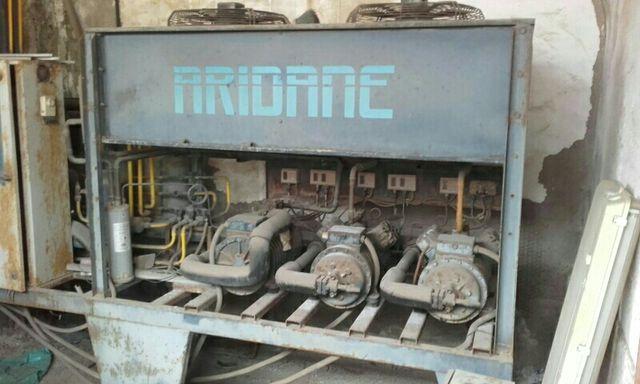 Material frio industrial