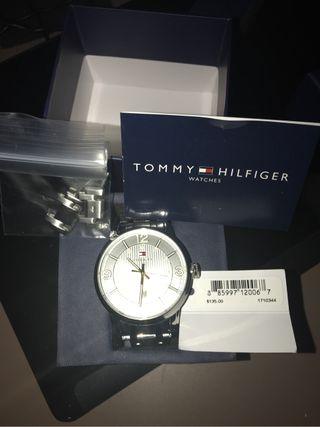 Reloj tommy hilfiger verdadero