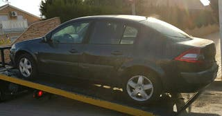 Renault Megane sedan 2006