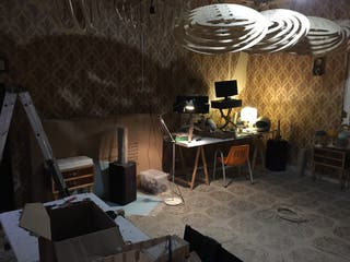Art studios in mahon