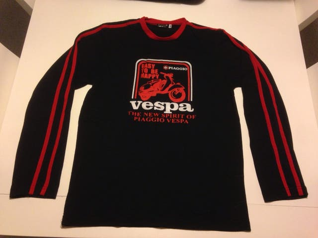 Camiseta VESPA - Talla M