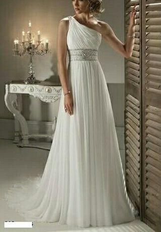 vestido de novia cortos de segunda mano en valladolid en wallapop