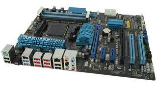 Placa base + Procesador ordenador AMD
