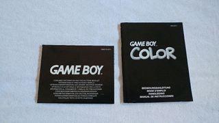 instrucciones game boy color