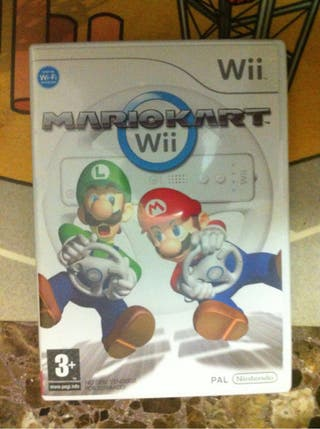 MarioKart para Wii o Wii U