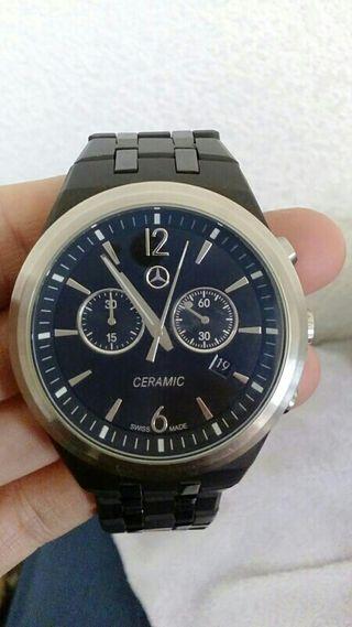 Reloj cerámica Mercedes-Benz Collection