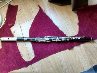 Flauta travesera madera 15 llaves