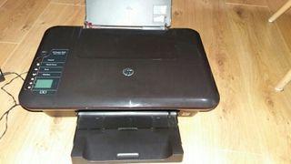 impresora con escáner y fotocopiadora