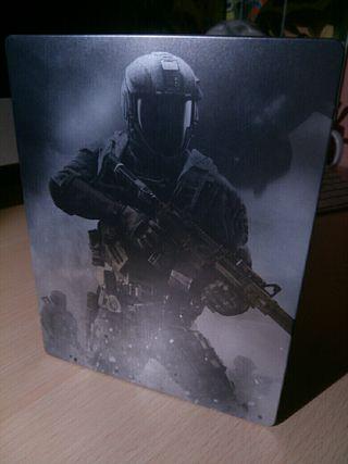 Call of Duty: Infinite Warfare PS4.