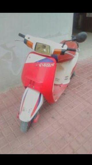 Moto honda vision 49cc