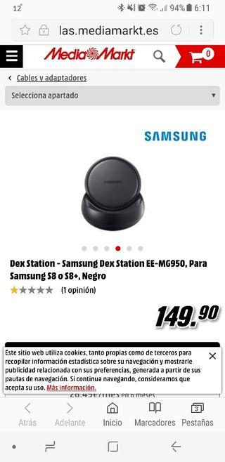 Samsung galaxy dex