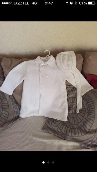 Capota niña lana de segunda mano en WALLAPOP 69144fe8073