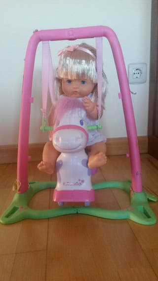 muñeco nenuco balancín