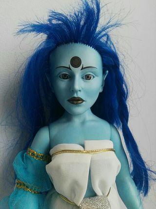 muñeca grandes dioses