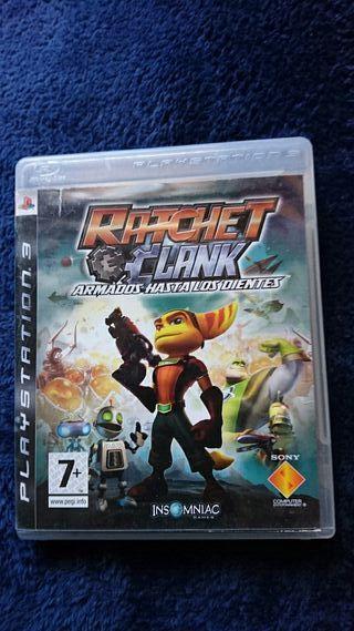 ratchet clank rachet