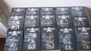 Lote de dvds de peliculas antiguas.
