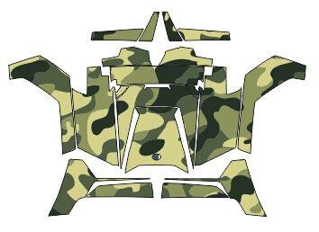 Kit polaris Ranger rzr 800/900/1000