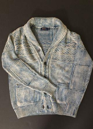 Cardigan jersey Ralph Lauren
