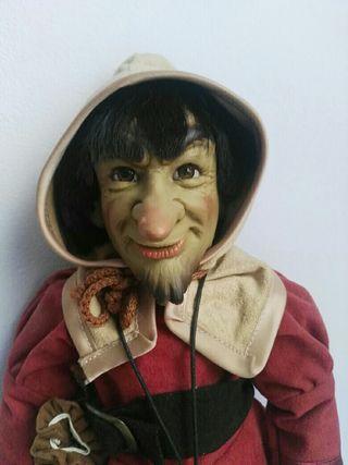 muñeco elfo FOLLET