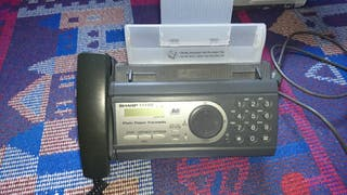 Fax sharp