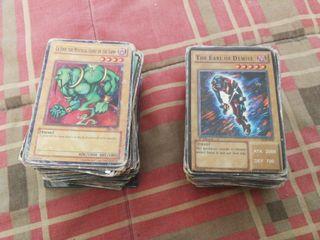 Mazo de cartas Yu-Gi-Oh!