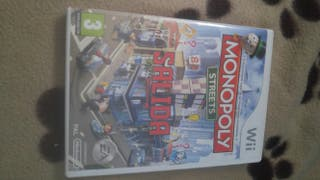 Monopoly Street Wii