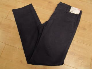 NEW TAGGED UNIQLO Blue Chino Reg Fit 29x33in