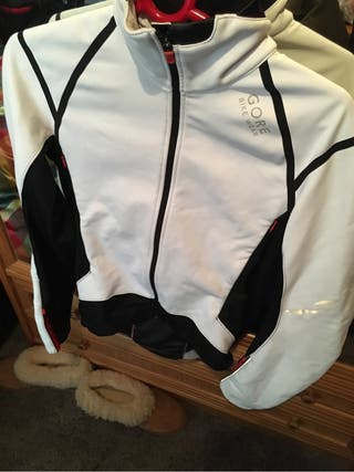 Chaqueta Gore bike windstopper