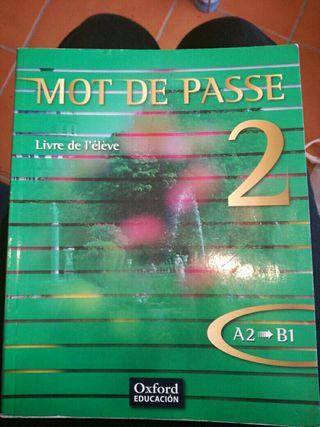 Libro Francés Mot de passe 2