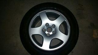 neumático 215 55 r16 con llanta