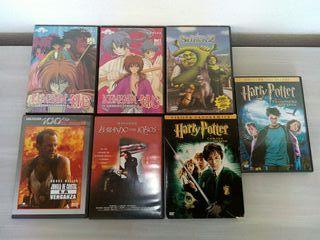 vendo o cambio película DVD