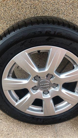 Ruedas 225/45 16 Audi