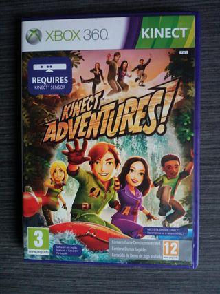 Kinect Adventures Juego Xbox360 (COMPLETO)