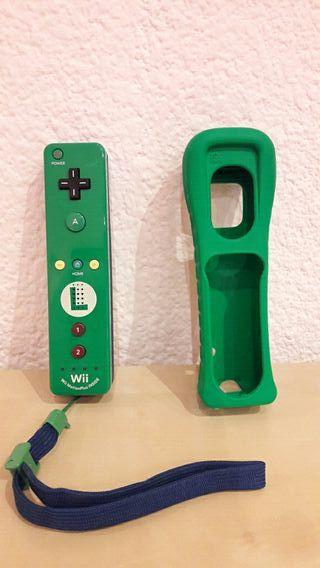 Mando Wii Motion Edicion Luigi